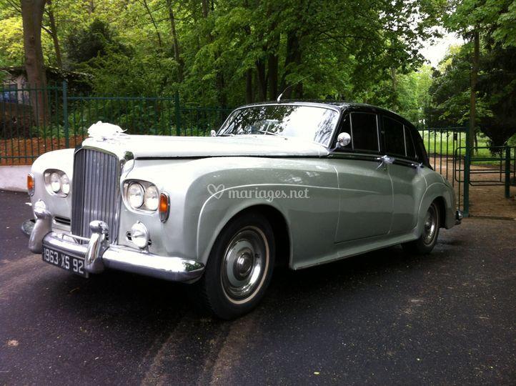 Bentley 1963