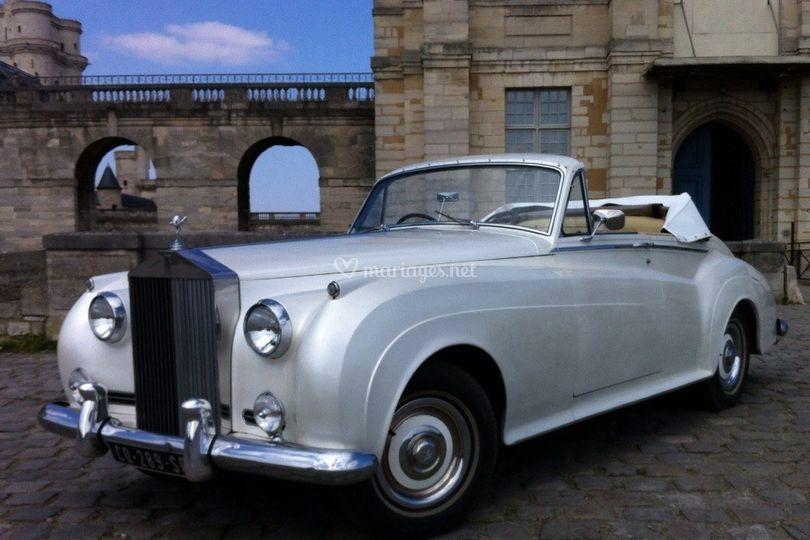 Rolls Royce cab 1955 unique