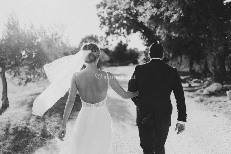 Vive les mariés !!
