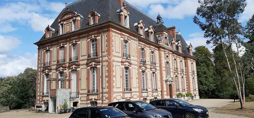 Château du Corvier