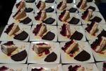 Assiettes de desserts