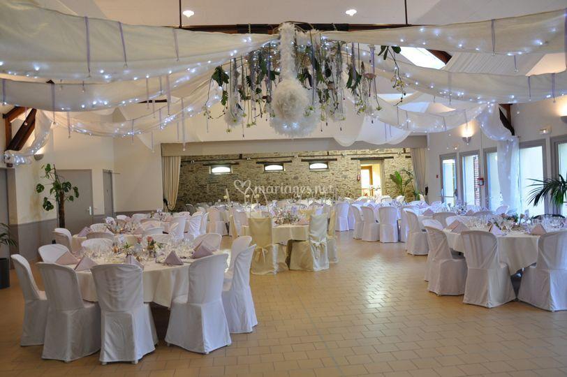 Plan de table multicadres de af cr ations photo 5 for Decoration pour reception