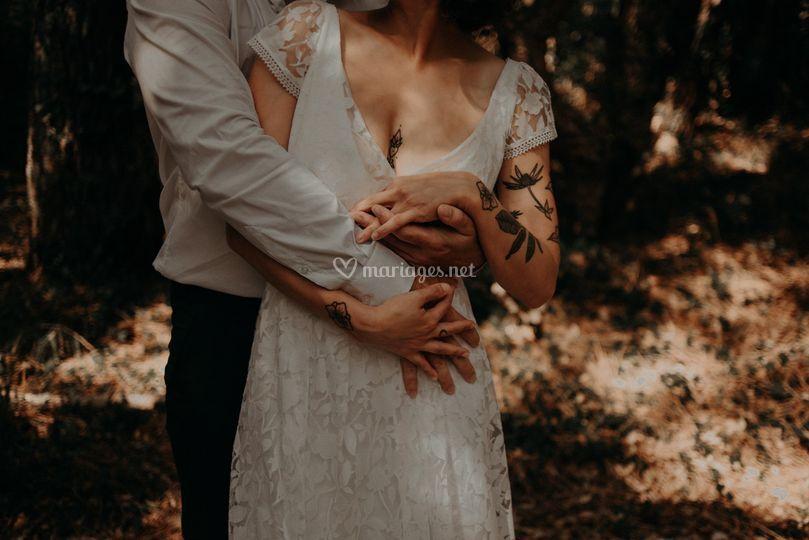 Mariage à Labenne