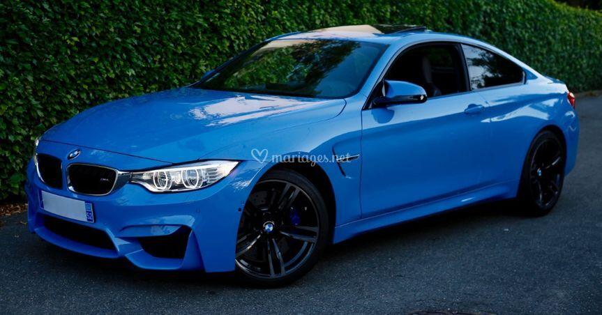 BMW M4 Competition - 450cv