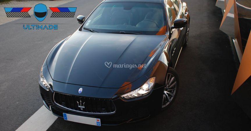 Maserati GHIBLI - V6 300cv