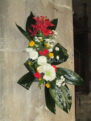 Bouquet suspendu