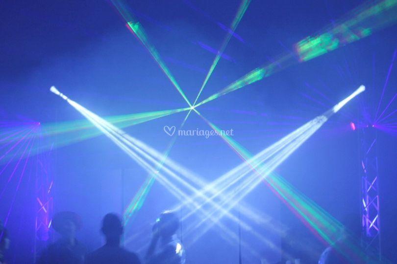 Laser 2W Vert