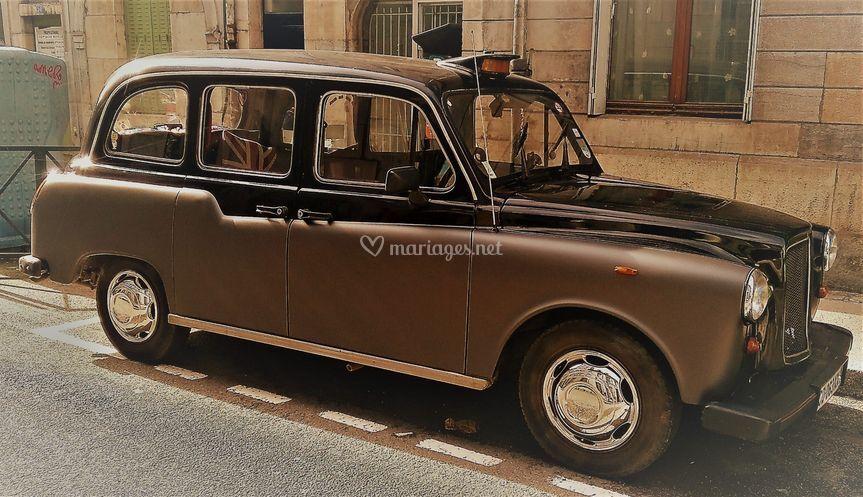Taxi anglais