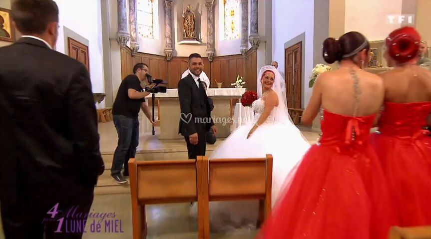 Mariage avec TF1