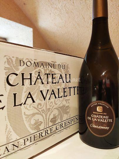 Chardonnay élevé en Fût
