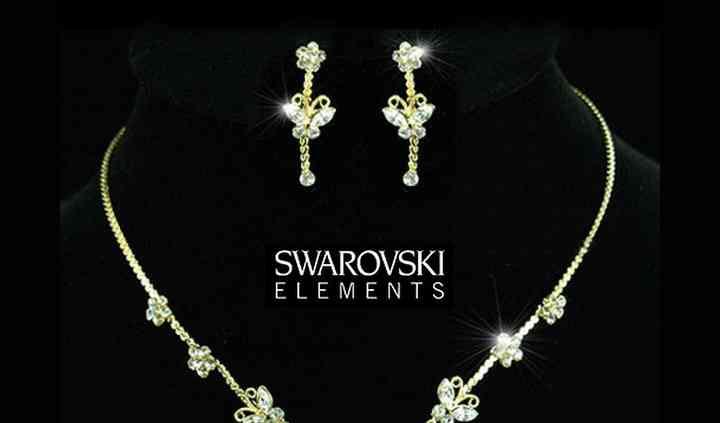 Parure de bijoux