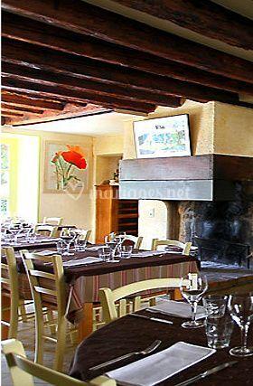 Le restaurant salle 1
