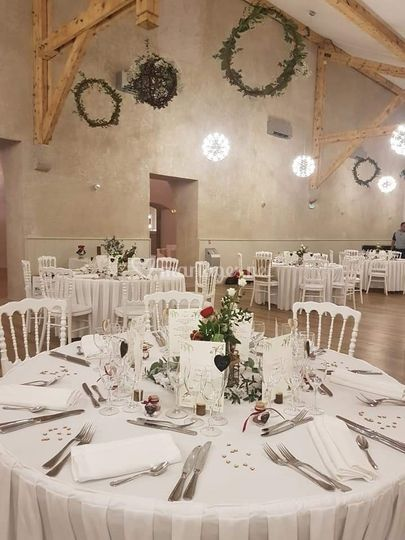 Mariage d' hiver