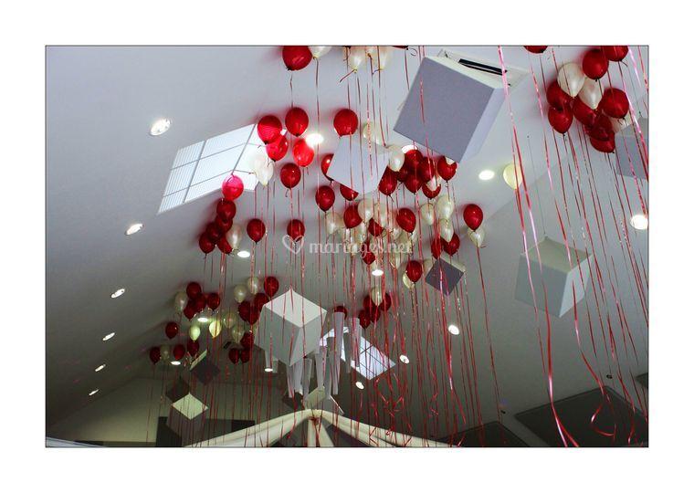 Nos ballons à l'hélium