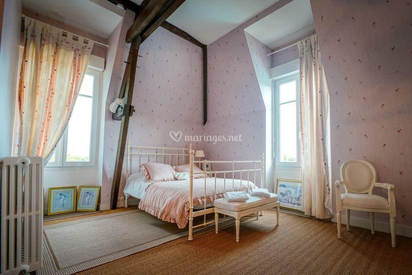 Chambre au château
