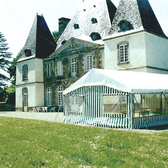 Tente Chateau Normandie