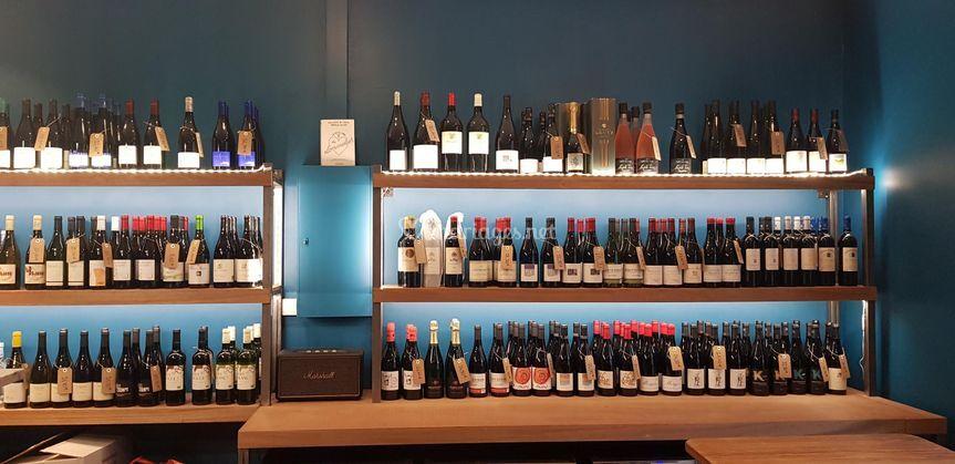 Présentation vin