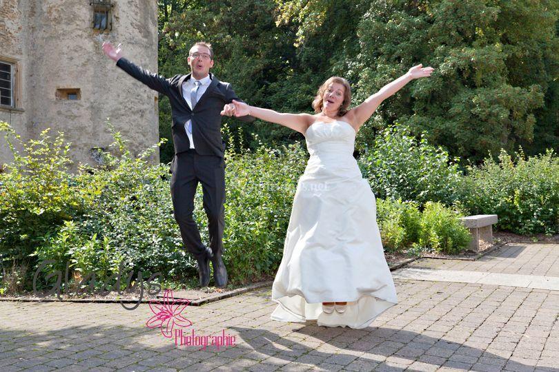 Mariage en folie