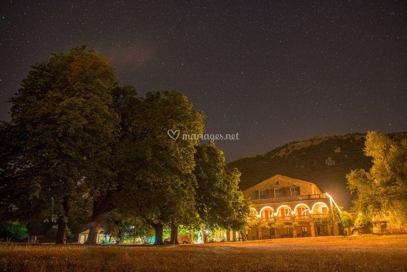 Le Domaine de nuit