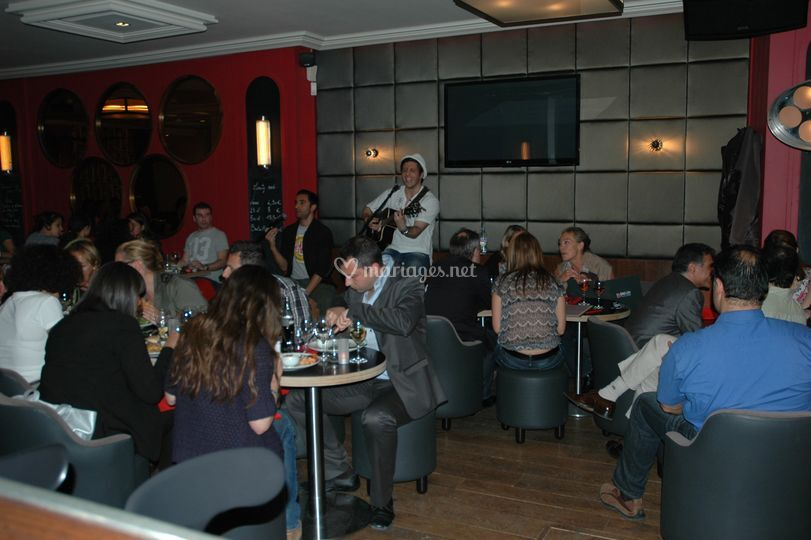 Le passage neuilly for Restaurant le jardin neuilly