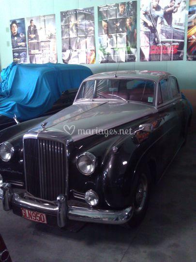 Bentley (Robe de Rolls Royces)