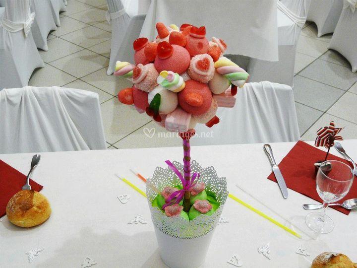 Arbuste love fraisie
