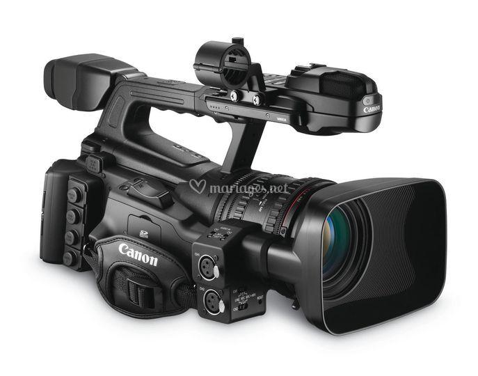 Caméra principale