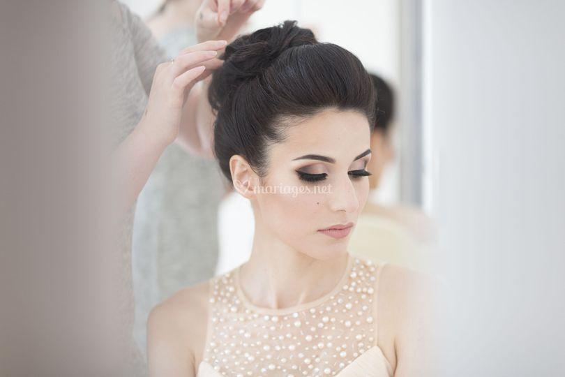 Makeup & Hair: Tatiana Medved