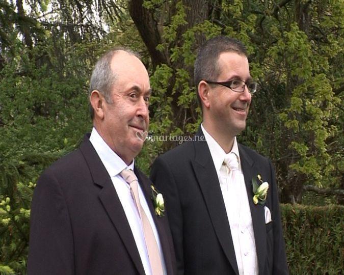 Olivier & son papa