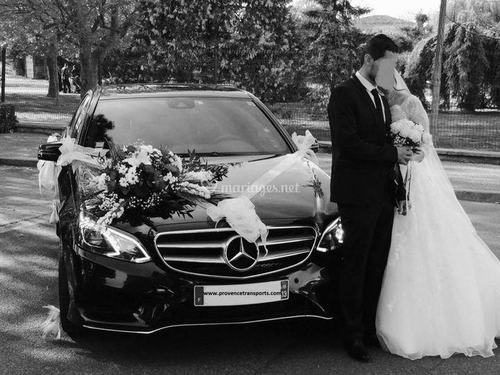 Location mercedes mariage BDR