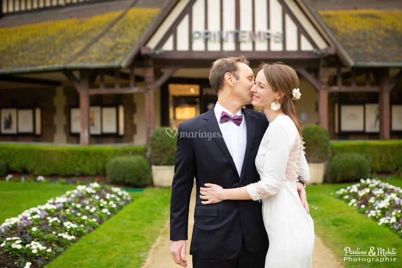 Couple deauville