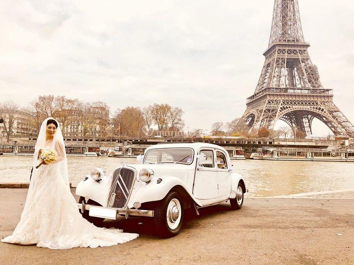 Tour Eiffel Traction
