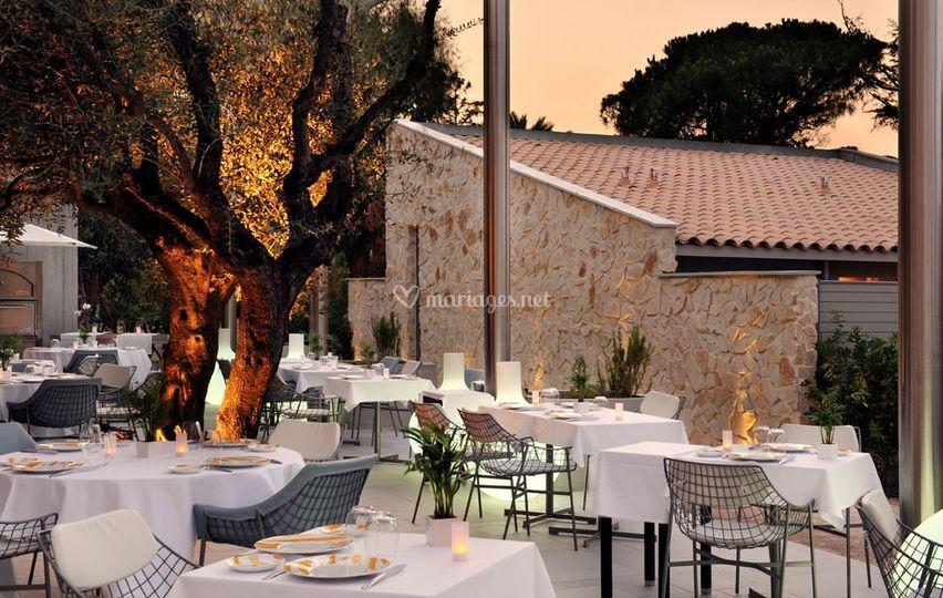 Terrasse Restaurant Colette