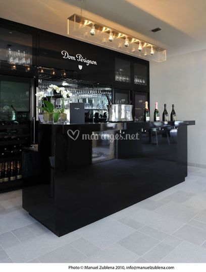 Bar Dom Pérignon