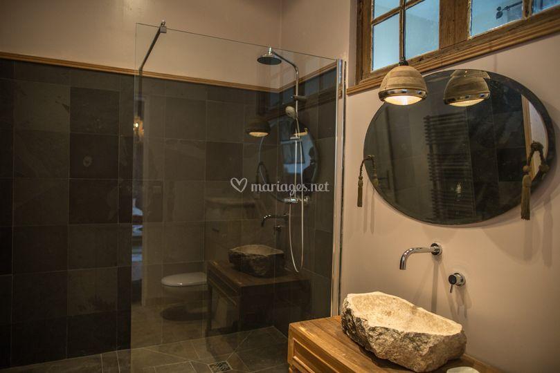 Salle de bain chambre Vercors