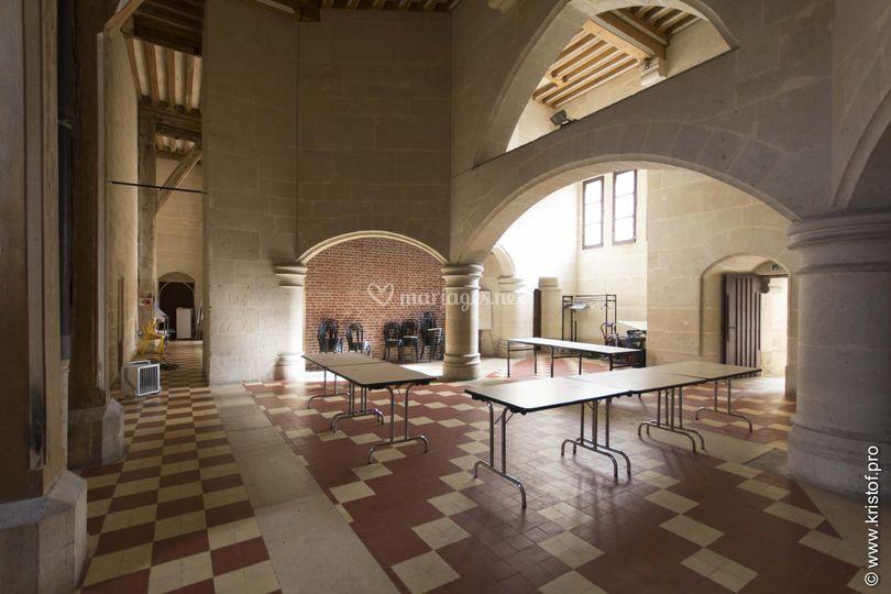 cuisine sur chteau de pierrefonds - Chateau De Pierrefonds Mariage