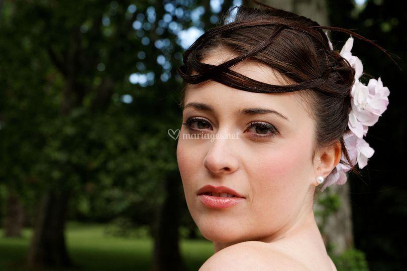Portrait mariée 2013