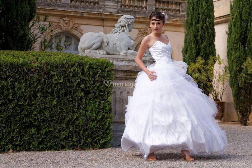 Séance photo mariée 2013