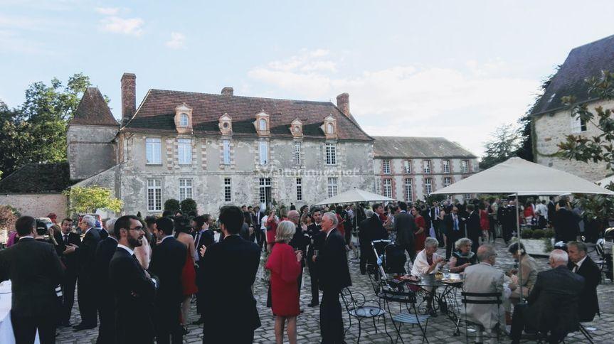 Manoir du Tronchet (91)
