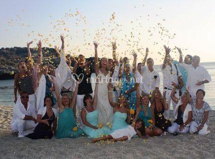 Mariage à Créte
