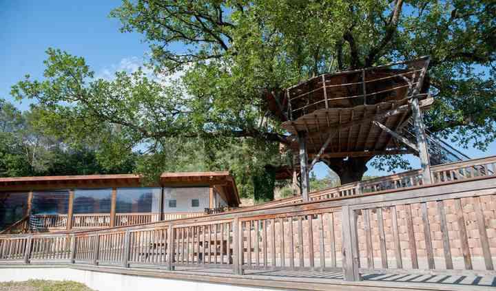 La Bernarde cabane suspendue