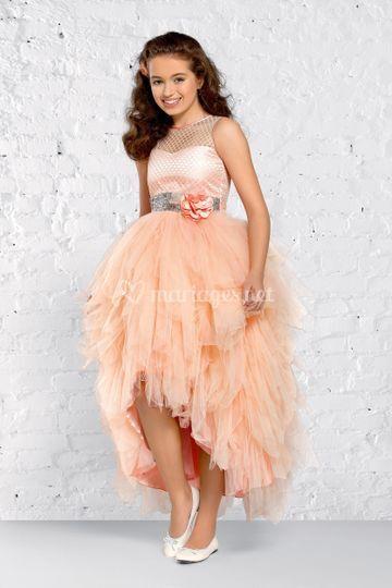 Robe de princesse belfort