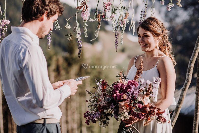 Les mariés d'arthéïs