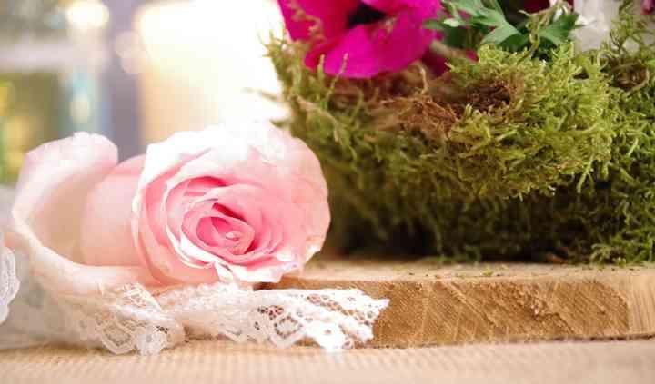 Perles et Rose