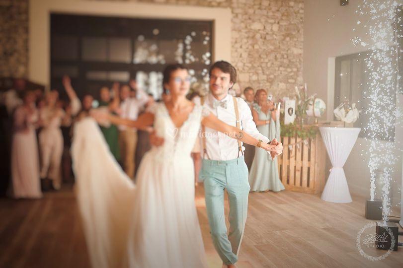 Mariage La Closeraie