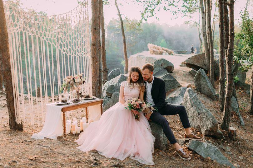 Gypsy wedding