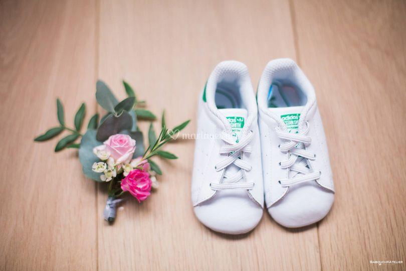 Détails du marié