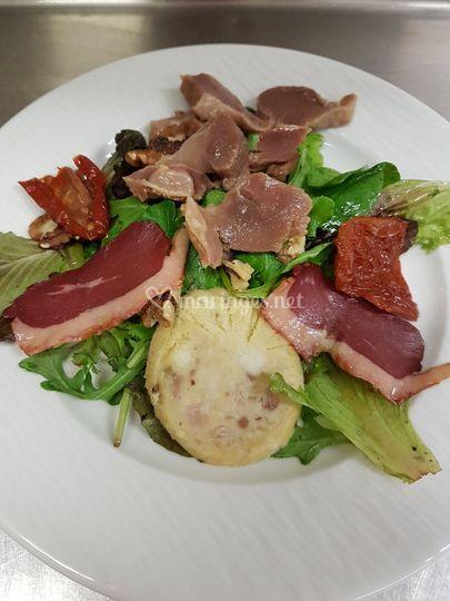 Salade tarnaise