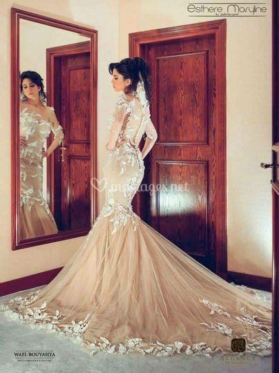 Robe fiançailles / mariage