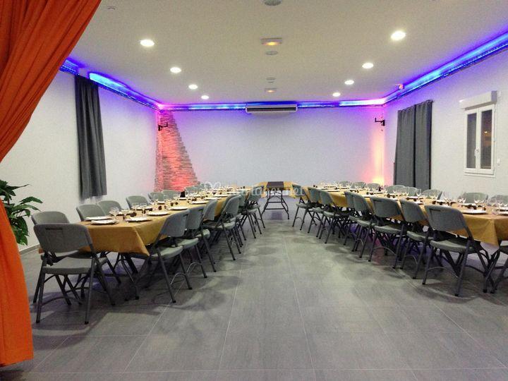 Tables longues